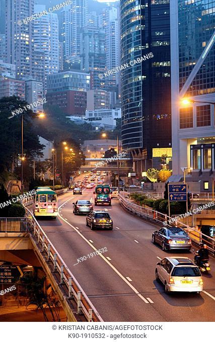 Central, Hong Kong Island, Hong Kong, China, Asia