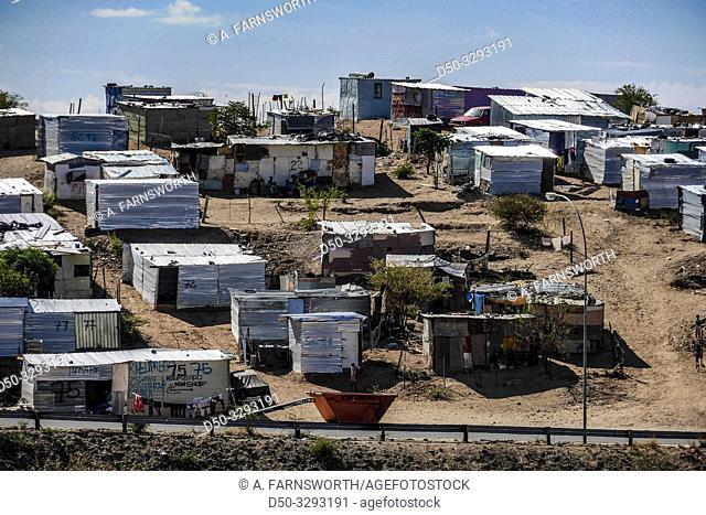 WINDHOEK, NAMIBIA Katatura Township