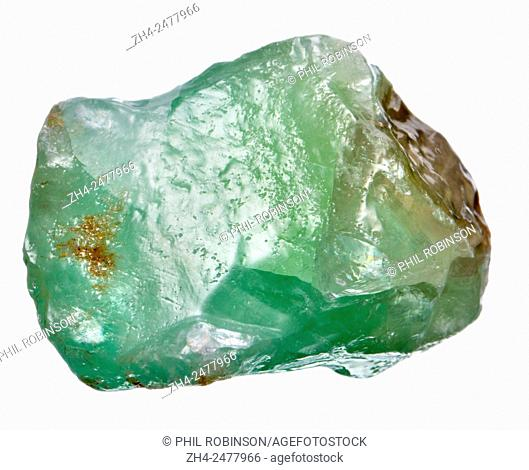 Green Calcite (from Mexico)