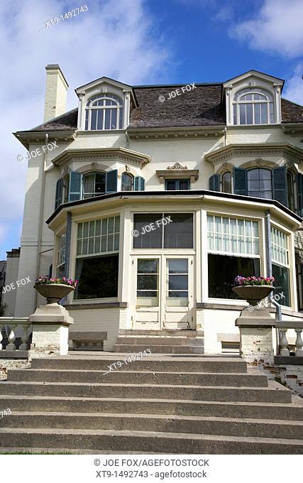 spadina house and museum toronto ontario canada