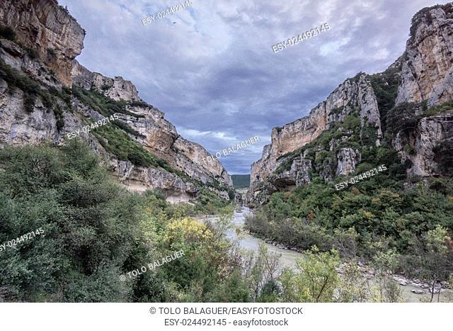 Foz de Lumbier, Navarra Community, Spain