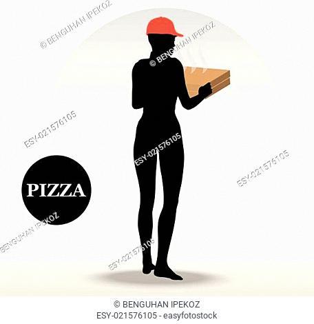 Pizza Delivery Person