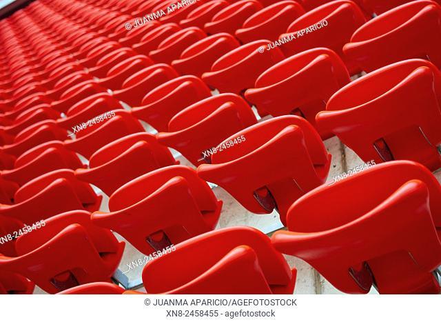 Stadium of Athletic Club of Bilbao