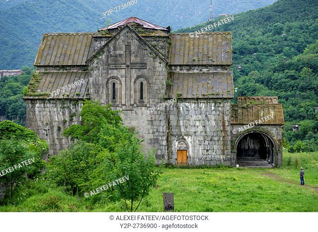 Surp Astvatsatsin church at Akhtala monastery in Armenia