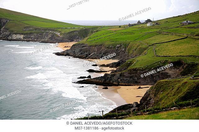 Dingle beach, Dingle coastline, Ireland