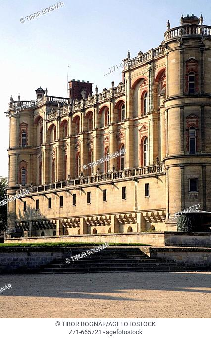 France, Ile-de-France, St-Germain-en-Laye, château