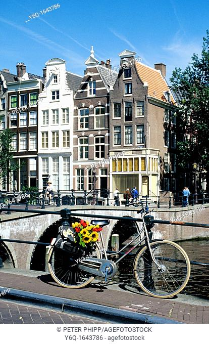 Keizersgraght, in the Cente of Amsterdam