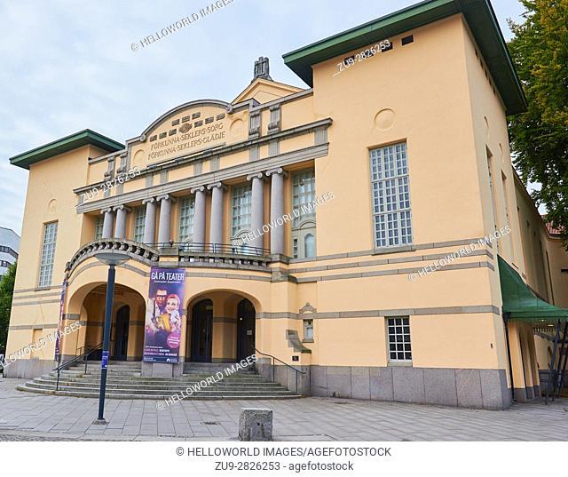 Ostgotateatern Theatre, Norrkoping, Ostergotland, Sweden, Scandinavia