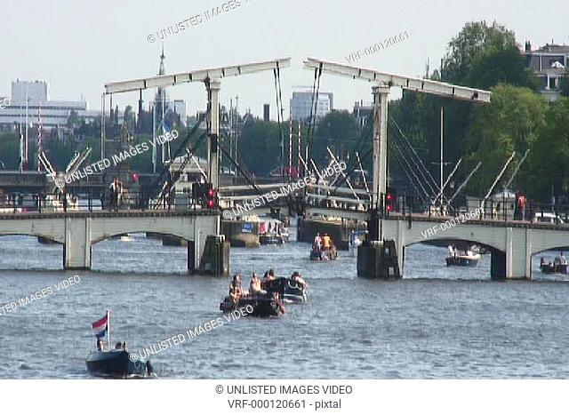 Amsterdam Bridge 1