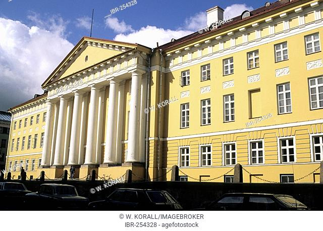 University, Tartu, Estonia