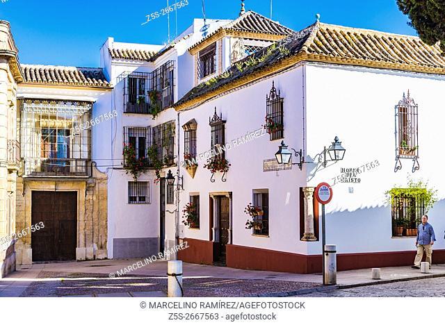 Traditional architecture. Córdoba, Andalusia, Spain, Europe