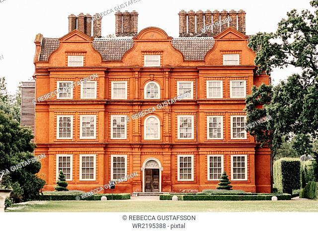 Exterior of Kew Palace