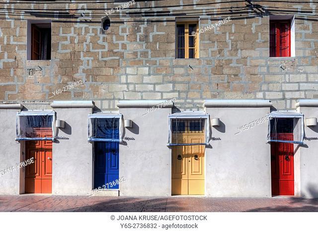 Marsaxlokk, fishing village, Malta