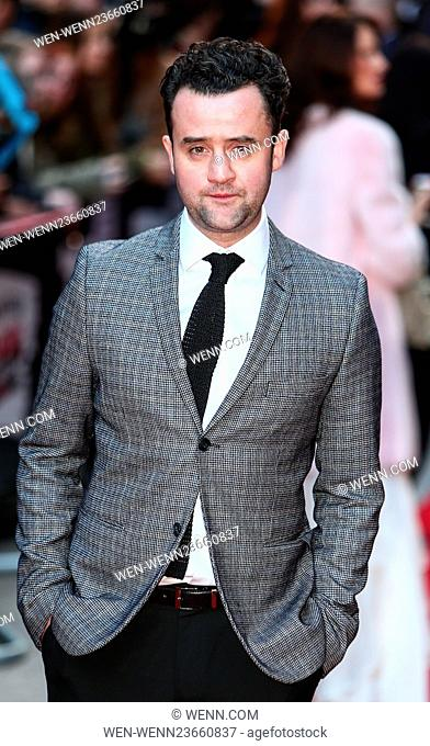 Arrivals for the Jameson Empire Awards 2016 at the Grosvenor House Hotel Featuring: Daniel Mays Where: London, United Kingdom When: 20 Mar 2016 Credit: WENN