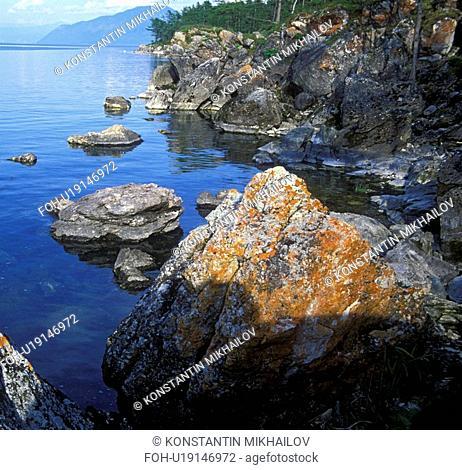 Baikal, East Siberia, Eatern Siberia, Siberia, coast, coastal, coasts