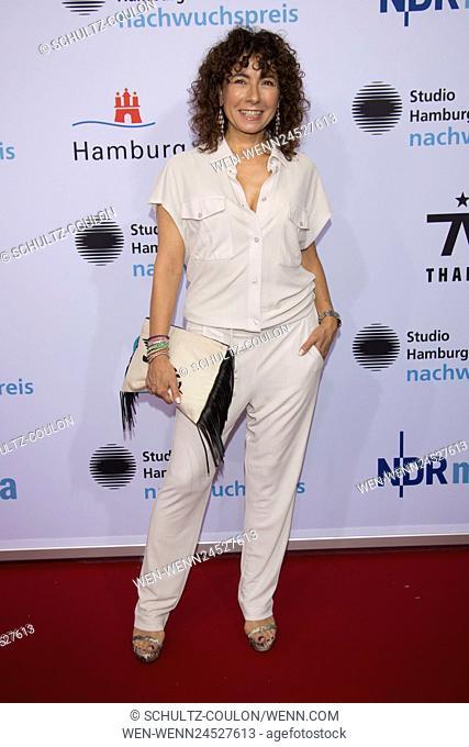 Celebrities attending the Studio Hamburg Talents Award 2016 at Thalia Theater Featuring: Maria Ketikidou Where: Hamburg, Germany When: 02 Jun 2016 Credit:...
