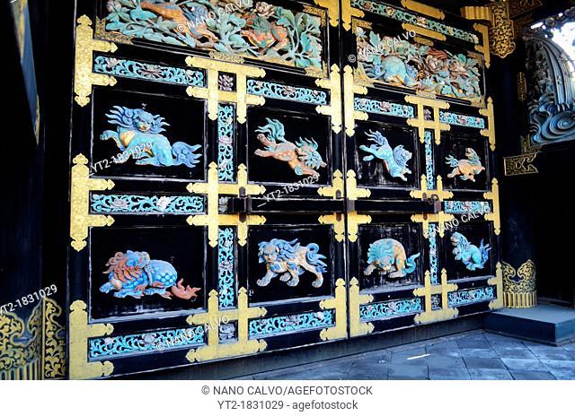 Nishi Hongan-ji, Historic Monument of Ancient Kyoto and UNESCO World Heritage Site