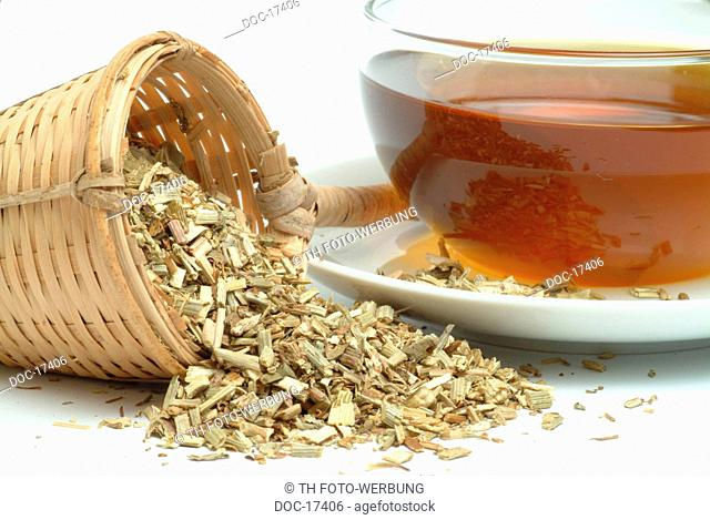 Wild Chicory tea - herbtee - medicinal tea - dried herb - Cichorium intybus - Cicoria selvatica - te