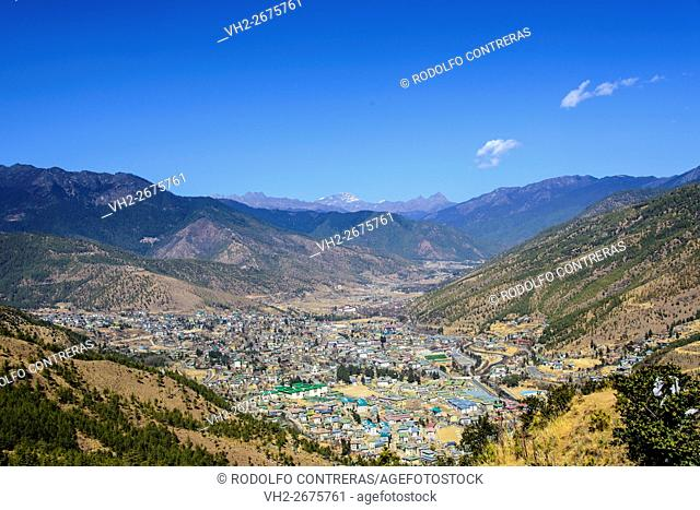 Thimbu Valley, Bhutan