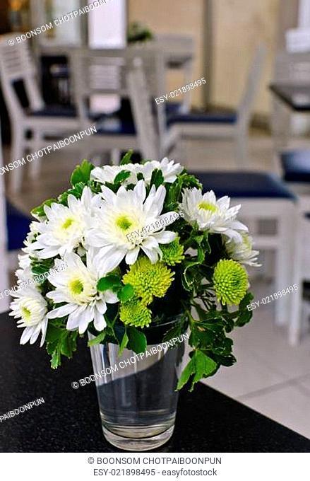 Chrysanthemum Vase Pattern Stock Photos And Images Age Fotostock