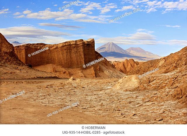 Valley of the Moon, Atacama Desert