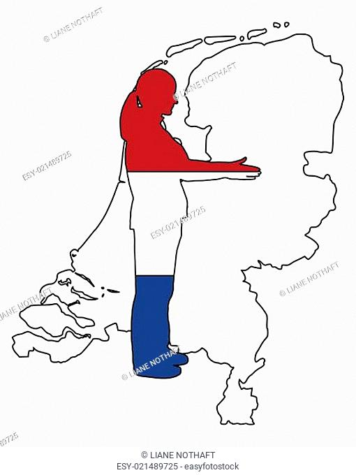 Niederländischer Handschlag