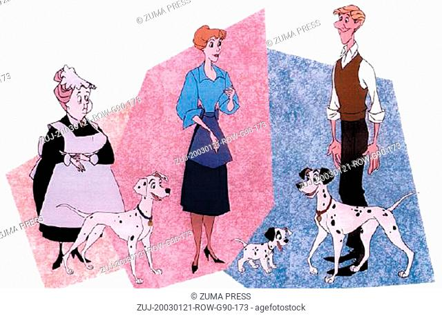 Jan 21, 2003; Los Angeles, CA, USA; A scene from the movie directed by JIM KAMMERUD and BRIAN SMITH '101 Dalmations 2.'  (Credit Image: © Walt Disney...