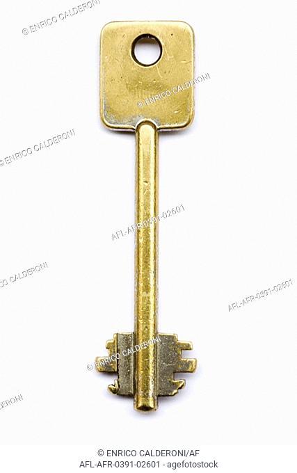 Old-fashioned key