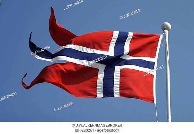 Norwegian national flag
