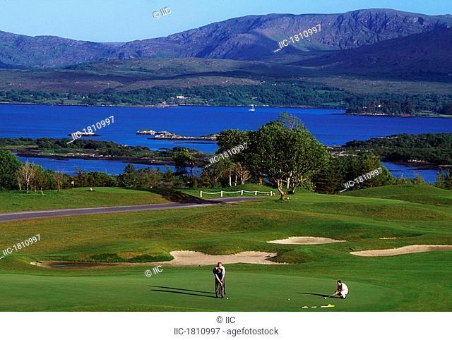 Golf Links, Kenmare, Co Kerry, Ireland
