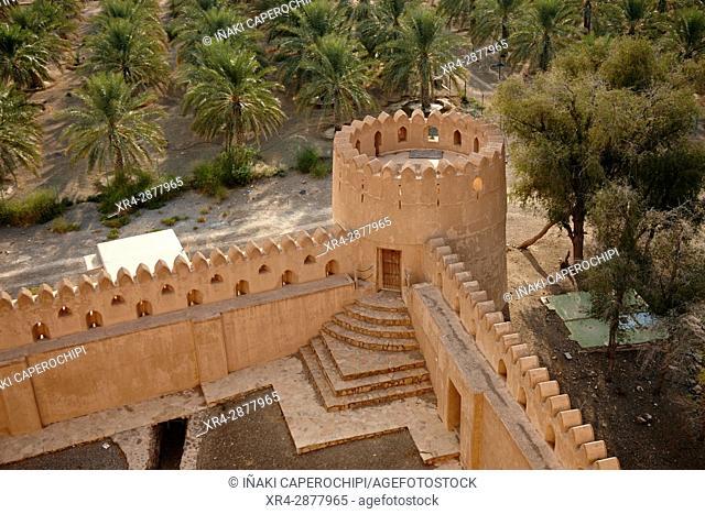 Jibreen Fort, Bahla, Oman
