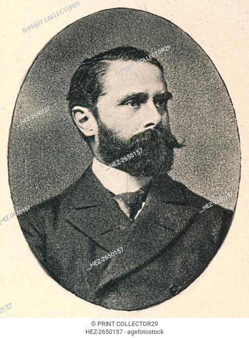 'Goring-Thomas.', 1895. Artist: Unknown