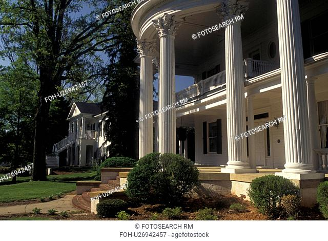 Gainesville, GA, Georgia, Charters Smith House, Green Street Historic District, antebellum