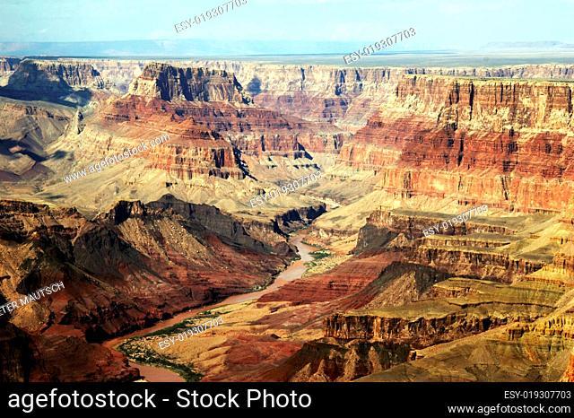 Grand Canyon (South Rim) Arizona USA