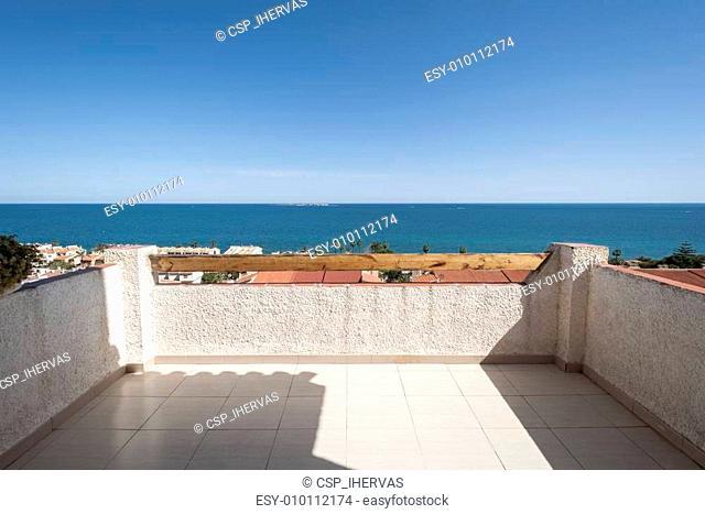 Views of the Mediterranean Sea
