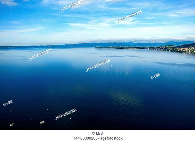 Luftaufnahme Bodensee