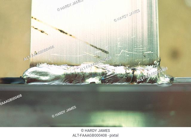 Welded aluminum