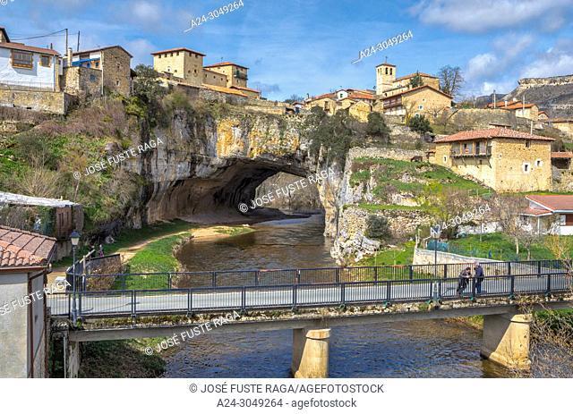 Spain, Burgos Province, Puentedey City