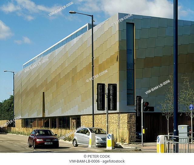 THE LIGHTBOX, WOKING, UNITED KINGDOM, Architect MARKS BARFIELD, 2007