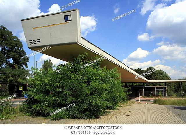 Germany, Duisburg, Rhine, Lower Rhine, Ruhr area, North Rhine-Westphalia, Duisburg-Rheinhausen, Friedrich Alfred Krupp, steel industry