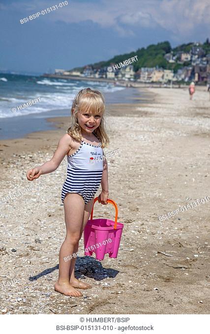 4-year-old girl