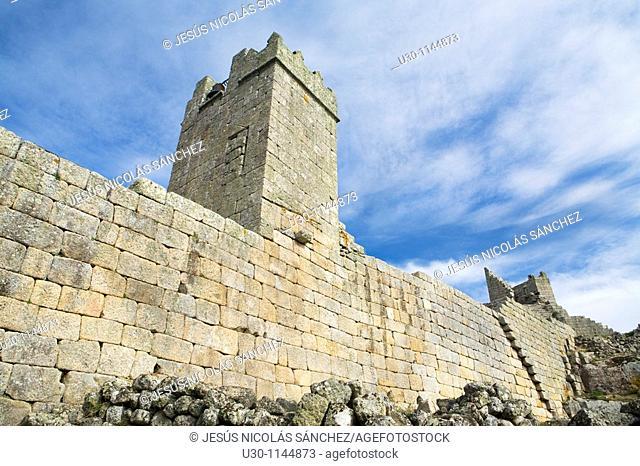 Marialva, small town declarated Historic Village, in Beira Alta  Guarda District  Portugal