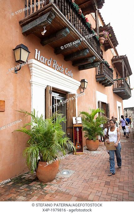 Hard Rock Cafe, Cartagena, Colombia