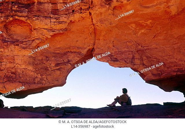 Tassili n'Ajjer. Algeria