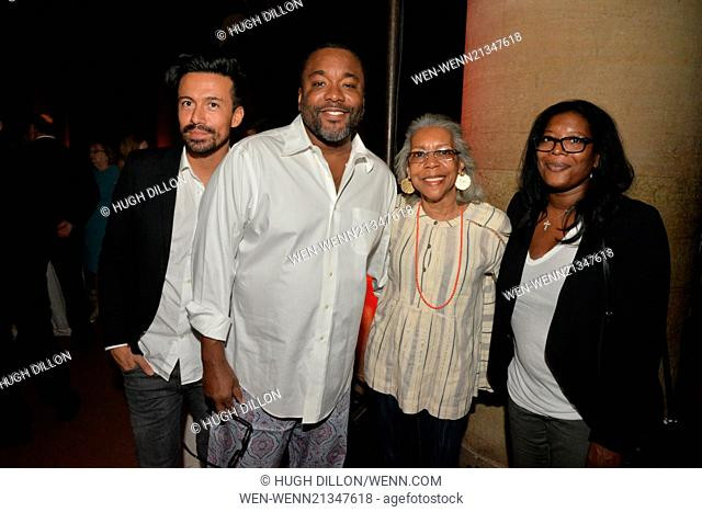 Lee Daniels Arts & Business Council's 29th Annual Awards - The prestigious Anne d'Harnoncourt Award for Artistic Excellence, sponsored by PwC