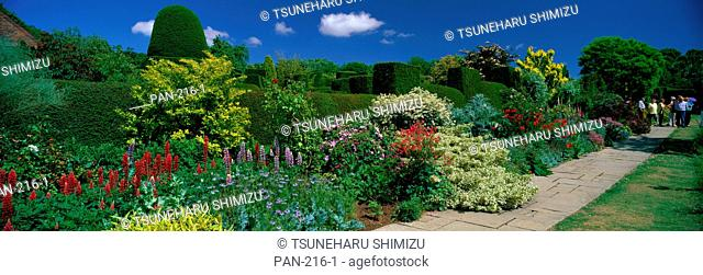 Great Dixter Gardens, East Sussex, England, No Release