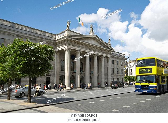 Dublin general post office