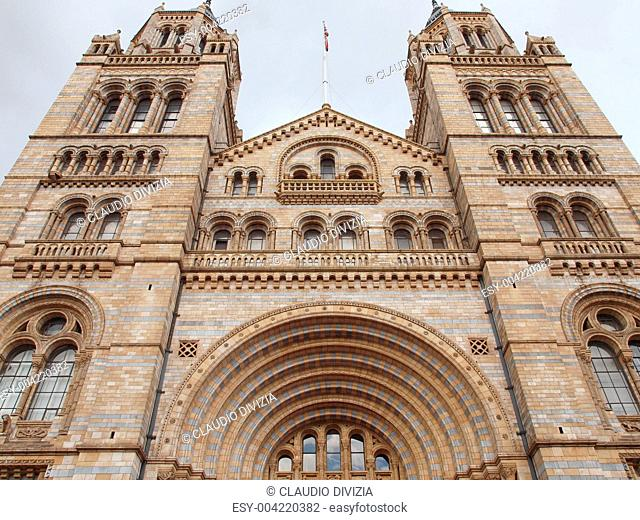 Natural History Museum, London, UK