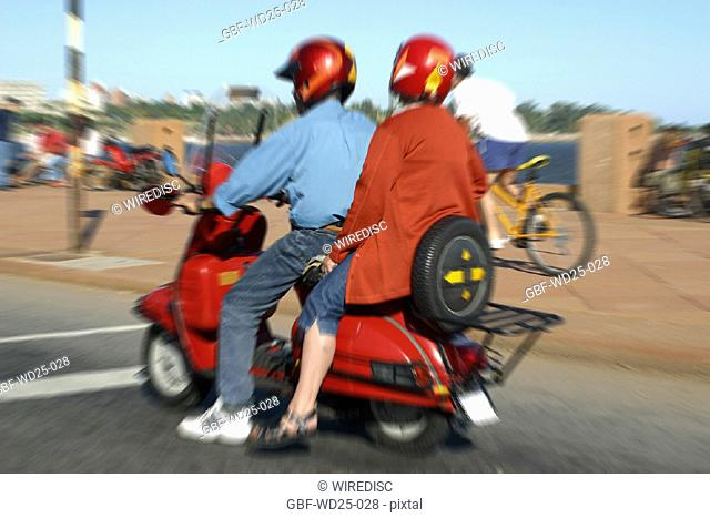 Transport, Motorcycle