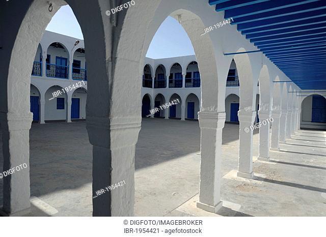 La Ghriba Synagogue, Djerba, Tunisia, Maghreb, North Africa